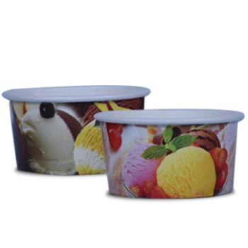100ml Ice Cream Paper Cup