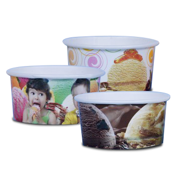 50ml Ice Cream Paper cup