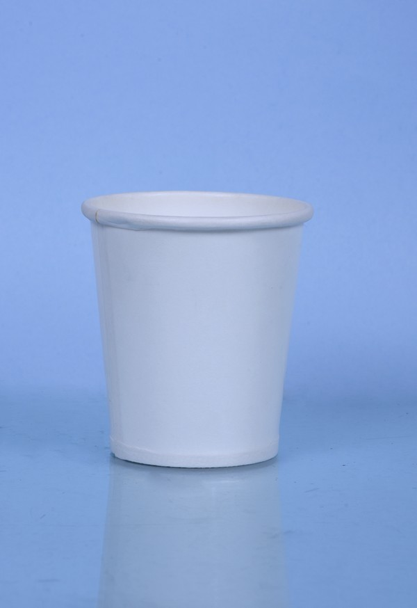 210ml Double Coated Plain Paper Cup Box