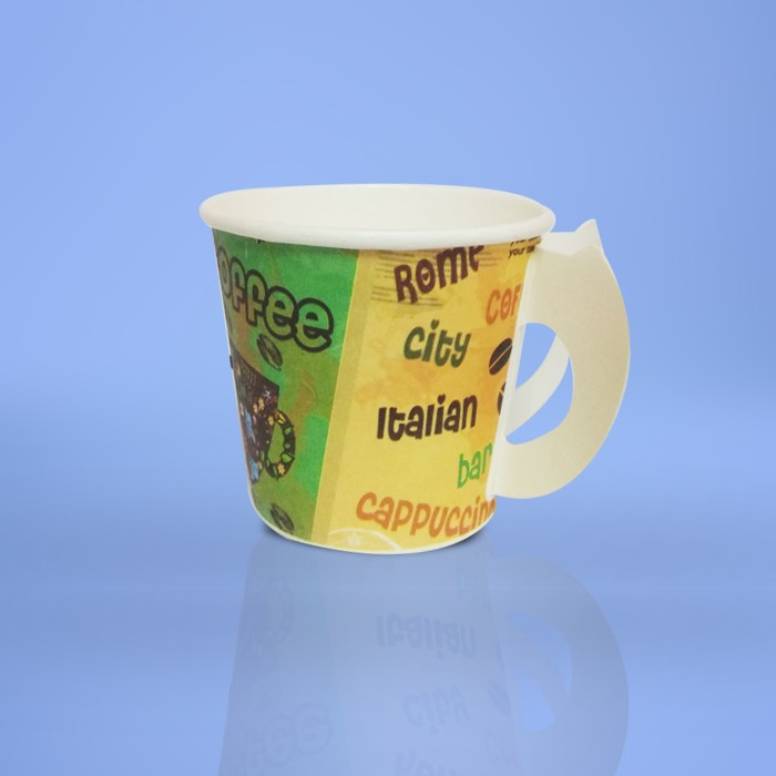 150ml Handle Cup