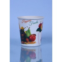210ml Double Coated Multi Color Paper Cup Box