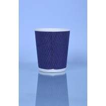 210ml Rippled Paper Cup Box